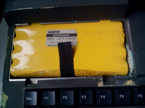 notebook antigo vintage altima nsx