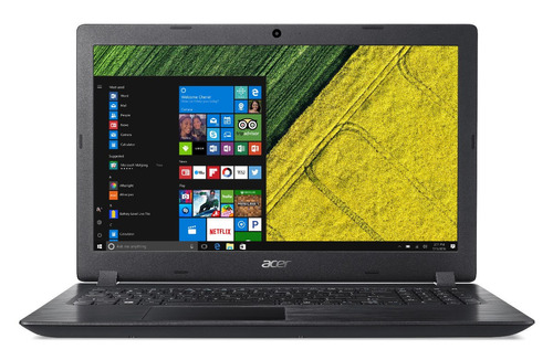 notebook aspire  3   a315-53-35db core i3/ 12 gb /1 tb /