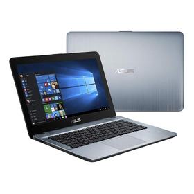 Notebook Asus 14  Amd A6 4gb 500gb Hdmi Win 10