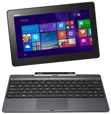 Notebook Asus 2 Em 1 Touchscreen Tablet 500gb Windows 10''