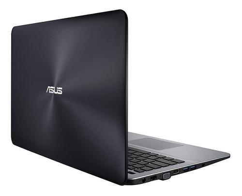 notebook asus a12 9720p ssd 128gb 8gb 15,6' win10 video 4gb