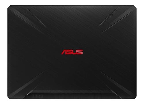 notebook asus fx505 gamer ryzen 5 8gb ssd 512gb rx560x 4gb c