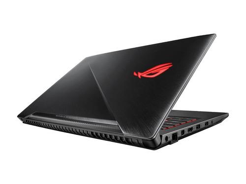 notebook asus gamer rog scar i7 8750h 32gb 1tb ssd gtx1050ti