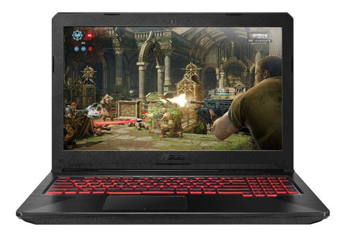 notebook asus gamer tuf i5-8300h 8gb 256gb ssd fhd gtx1050