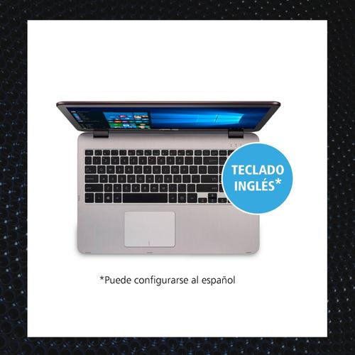 notebook asus i5 7200u 8gb 256gb ssd 15.6 windows 10 360 º