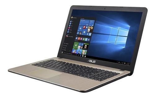 notebook asus intel core i3 vivobook 4gb 1tb 15.6 gamer