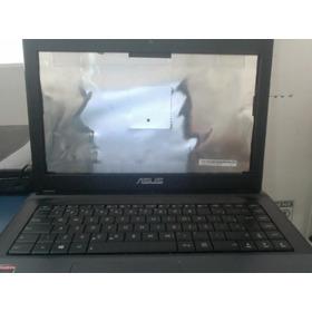 Notebook Asus Modelo X4su Altec Lansing Para Peças E Partes