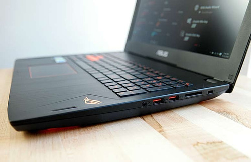 notebook asus rog