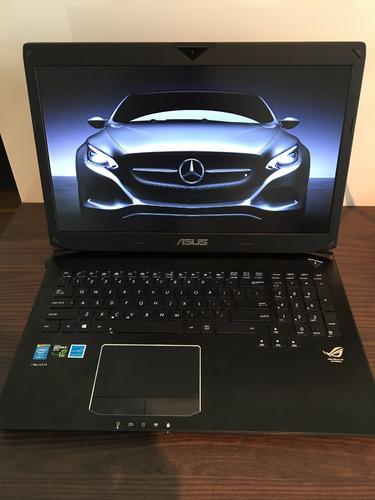 notebook asus rog g750js i7 4700hq gtx 870m 32gb 500gb ssd