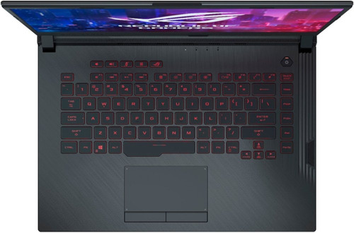 notebook asus rog gamer i7 9750h 16gb fhd ssd 512gb gtx 1650