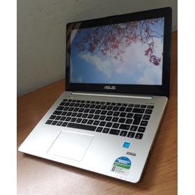 Notebook Asus S451l 4°geração Mem 8gb Ddr3 Ssd 240gb Touch
