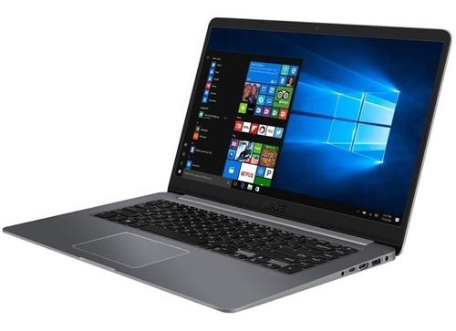 notebook asus s510un-ms52 i5 1.6ghz/8gb/256gb/mx150 2gb/15.6