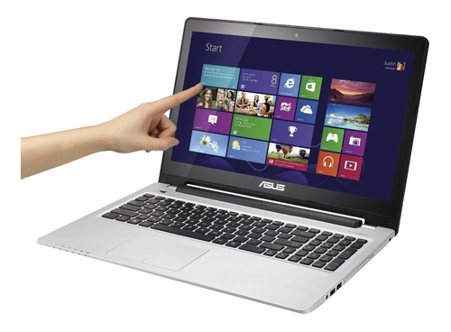 notebook asus s550ca touchscreen i5 4gb 500gb windows 15,6