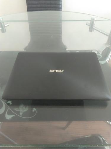 notebook asus ultra delgado intel 4 gb ram  500 gb disco
