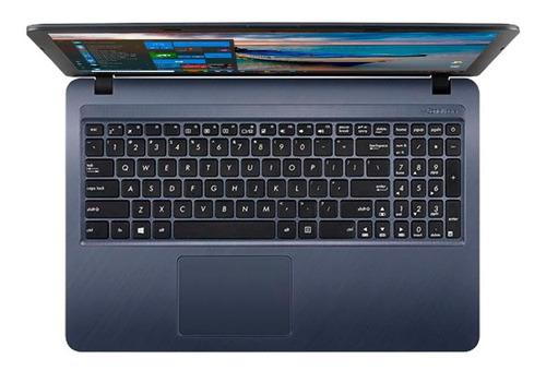 notebook asus vivobook intel celeron 4gb ram 1tb windows 10