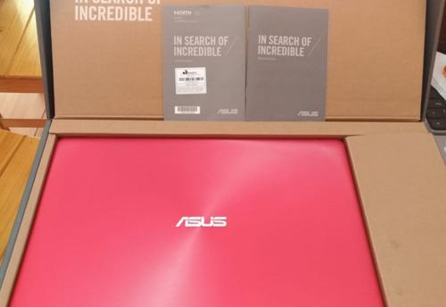 notebook asus vivobook vermelho x510ua i7 4gb 1tb 15,6 w10