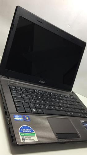 notebook asus x44c core i3-2330m 4gb 320hd  hdmi