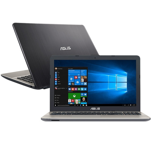 notebook asus x541ua, intel core i3, 4gb, 1tb, tela 15.6