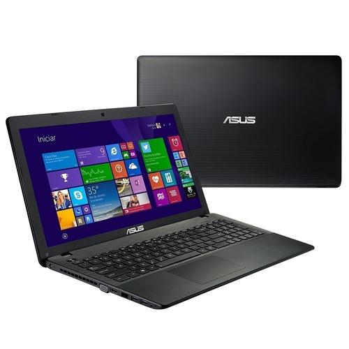notebook asus x552ea sx275b 2gb hd 500gb led 15.6' amd