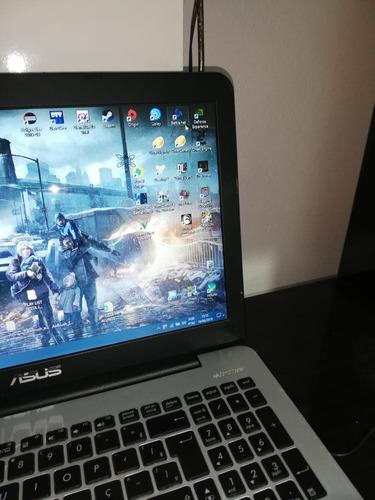 notebook asus x555l 10gb de ram 240gb ssd 2gb placa de vídeo