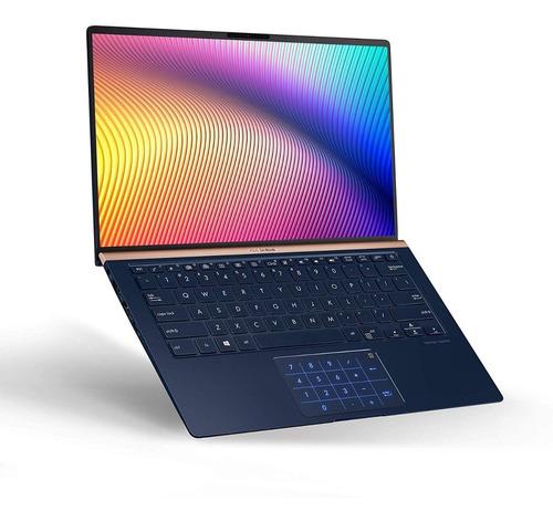 notebook asus zenbook ux433fa 14 16gb intel i7 512ssd pedido