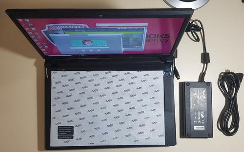 notebook avell g1740 max - revisado de fábrica