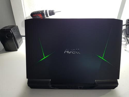 notebook avell g1843, i7 6700, 16gb ddr4, gtx 980 (desktop)
