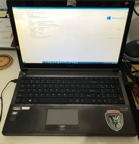 notebook avell titanium g1511 fire 1 tera gtx960m