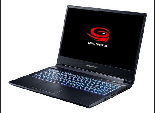 notebook banghó gamer intel i5 9na 16gb 1tb ssd240 gtx1050