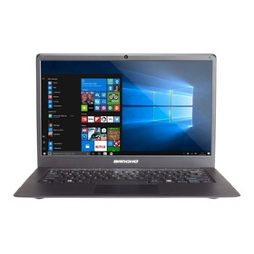 Notebook Bangho Intel Celeron J3160 4gb Ssd 240gb Bt Cuotas