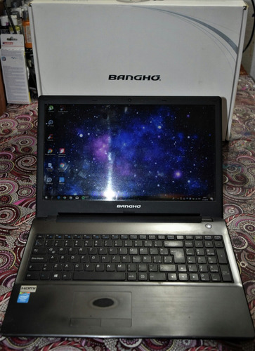 notebook bangho max