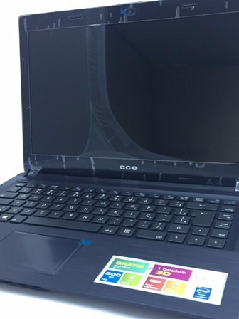 notebook cce f40-30 celeron-dual outlet