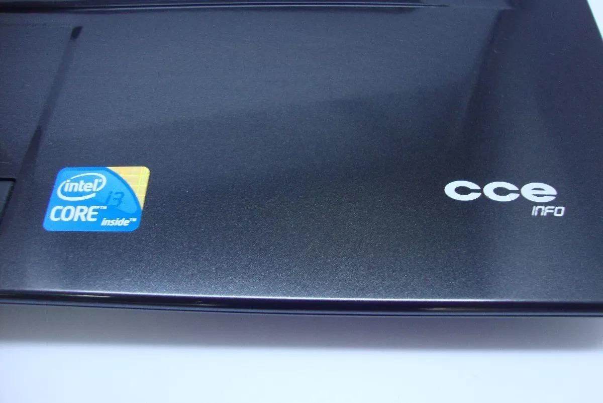 Notebook Cce Info Intel I3- M350 2.27ghz 4gb Hd 320 W7hb