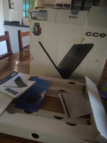 notebook cce processador intel