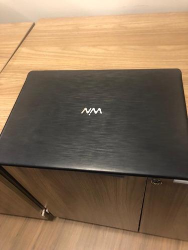 notebook cce - semi novo.