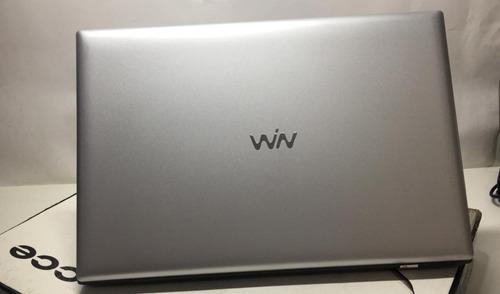 notebook cce ultra fino intel celeron 320gb windows 13,3