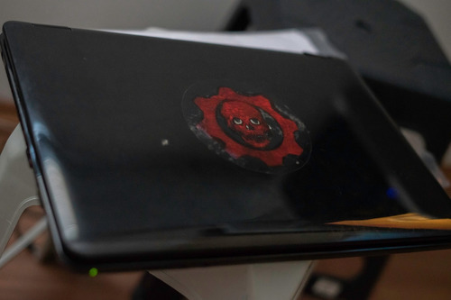 notebook cce win - i5 - 6gb ram - hd lento