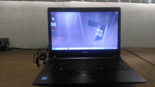 notebook cce win ultra thin u25 - hd 500 gb - usado