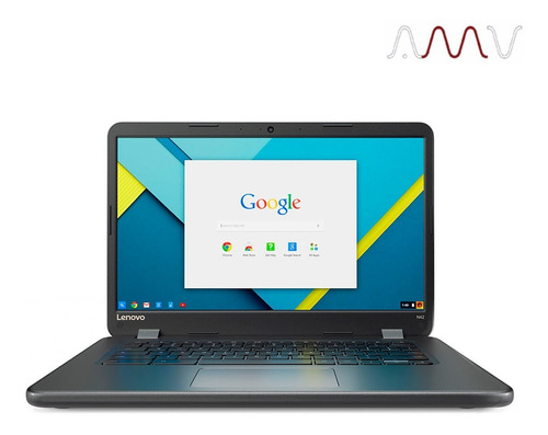 notebook chromebook lenovo 14` intel n3060 2gb ram 16gb amv