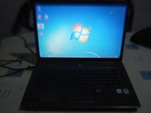 notebook compac f700 impecable estado pentium doble nucleo
