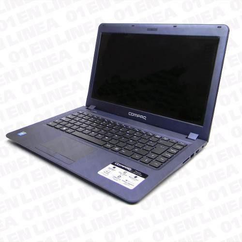notebook compaq presario 21n intel cel 4gb 500gb 14