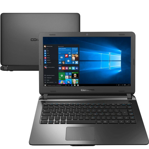 notebook compaq presario cq21 i3-5015u 4gb 500gb wireless