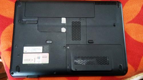 notebook compaq presario cq40 en desarme