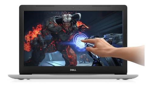 notebook dell 15-55 intel i7 12gbram 2tb touch win10
