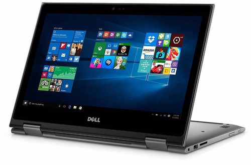 notebook dell 2 en 1 5378 intel core i3 4gb 500gb 13.3 win10