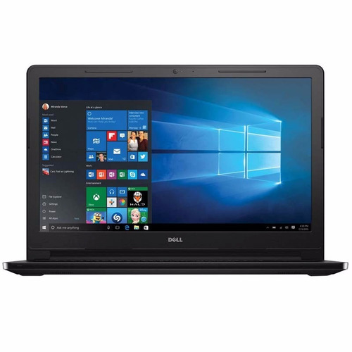 notebook dell 3552 quad core 4gb, 500gb hd,hdmi,15.6 w10