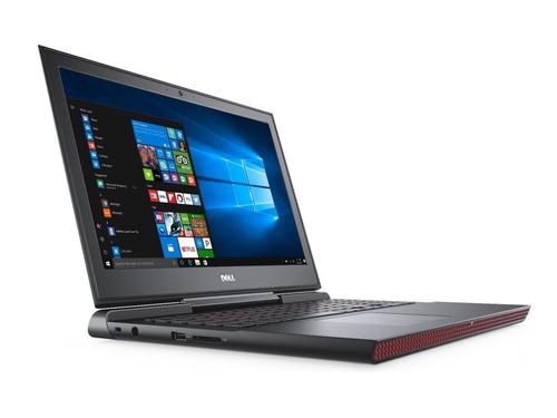 notebook dell 7567 gamer i7 8gb 1tb gtx1050 win10 oferta