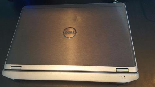 notebook dell black12.5 intel core i5 latitude e6220wa5