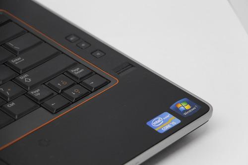 notebook dell core i5 2.7ghz e6430 500gb hdmi wifi win10