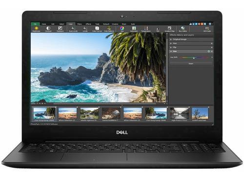 notebook dell core i7 8565u 8va 8gb 1tb windows 10 15,6 hd